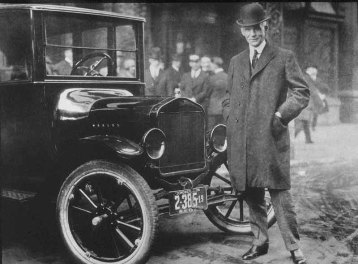 henry ford, run your car on water, hydrogen powered cars