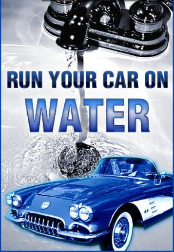 run your car on water, hho, hydrogen powered cars